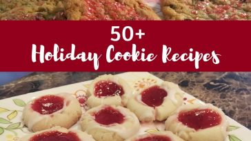 Now that I've pulled out the Christmas decorations and got started shopping for the big day, it's time to pull out those holiday cookie recipes.