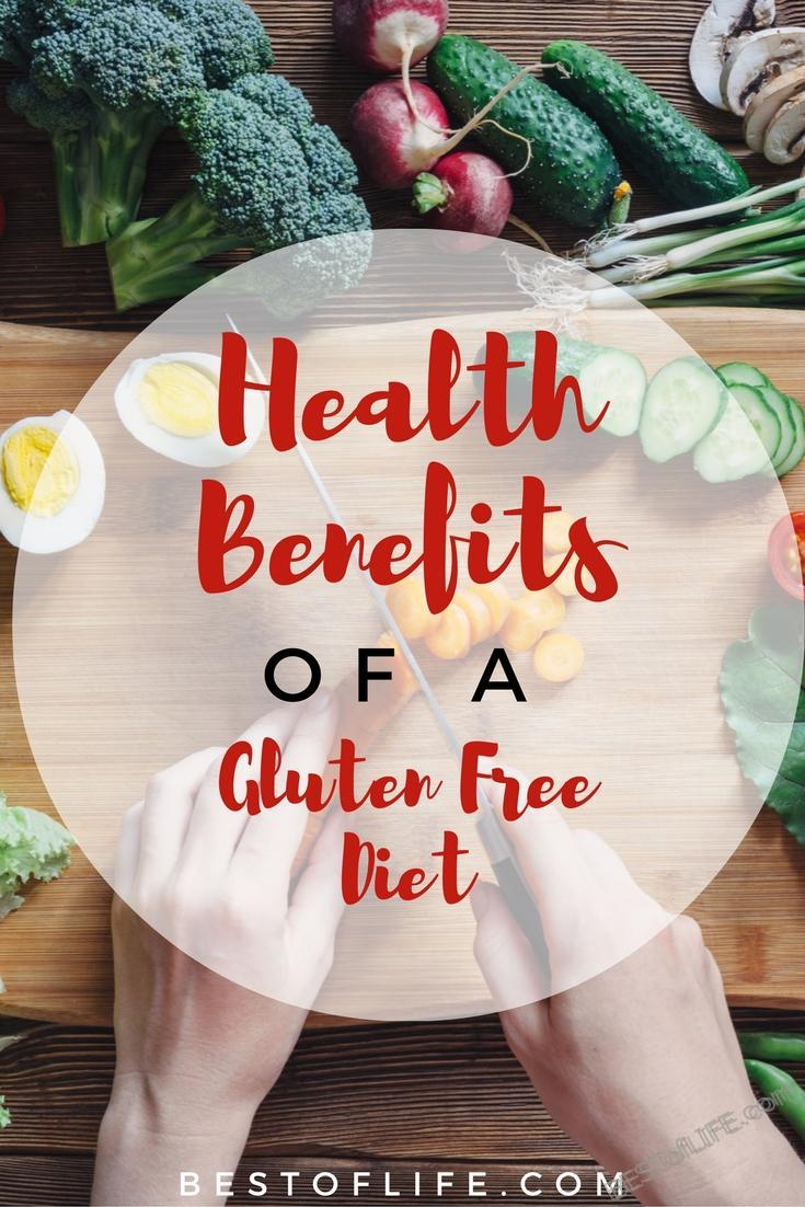 Take advantage of all the gluten free diet benefits today and live a happier, healthier. life. It's not always easy to be healthy but it's worthwhile!