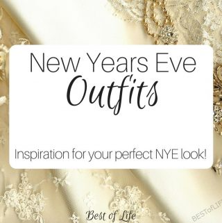 We all want to look our best. These New Years Eve outfits will have you dazzling in 2017 in style! With fashion ideas for everyone, you can party the night away looking great. Style Tips | New Years Eve Style Tips | Best New Years Eve Outfits | New Years Eve Outfit Ideas | Best Night Out Style Ideas