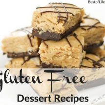 Try some of the easiest gluten free desserts to stay healthy and fight that sweet tooth all while keeping in line with your dietary restrictions. Gluten Free Recipes   Best Gluten Free Recipes   Easy Gluten Free Recipes   Gluten Free Dessert Recipes   Easy Gluten Free Desserts   Best Gluten Free Desserts