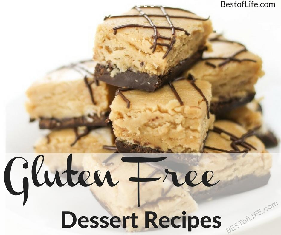 Gluten Free Desserts For Parties That Everyone Will Love