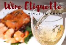 Wine etiquette is meant to help you enjoy your glass of wine even more than you already do and has nothing to do with becoming a snob.