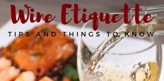 Wine etiquette is meant to help you enjoy your glass of wine to the fullest extent possible. It can also help you impress other wine lovers. Wine Etiquette Dos and Donts | Wine Etiquette for Parties | Wine Drinking Tips | What Type of Wine is Best for Me | How to Choose a Wine