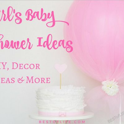 Baby Shower Ideas for Girls for a Memorable Baby Shower