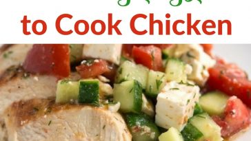 Healthy ways to cook chicken don't have to be bland and boring, they can be fun and delicious without much effort from you.