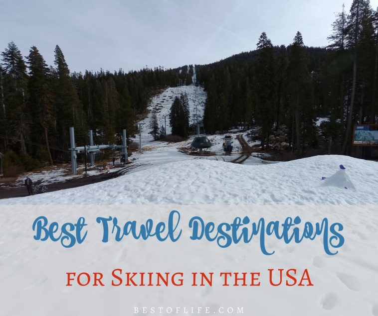 Finding the best travel destinations for skiing requires a little work and research every year and may require you to visit new locations year after year.
