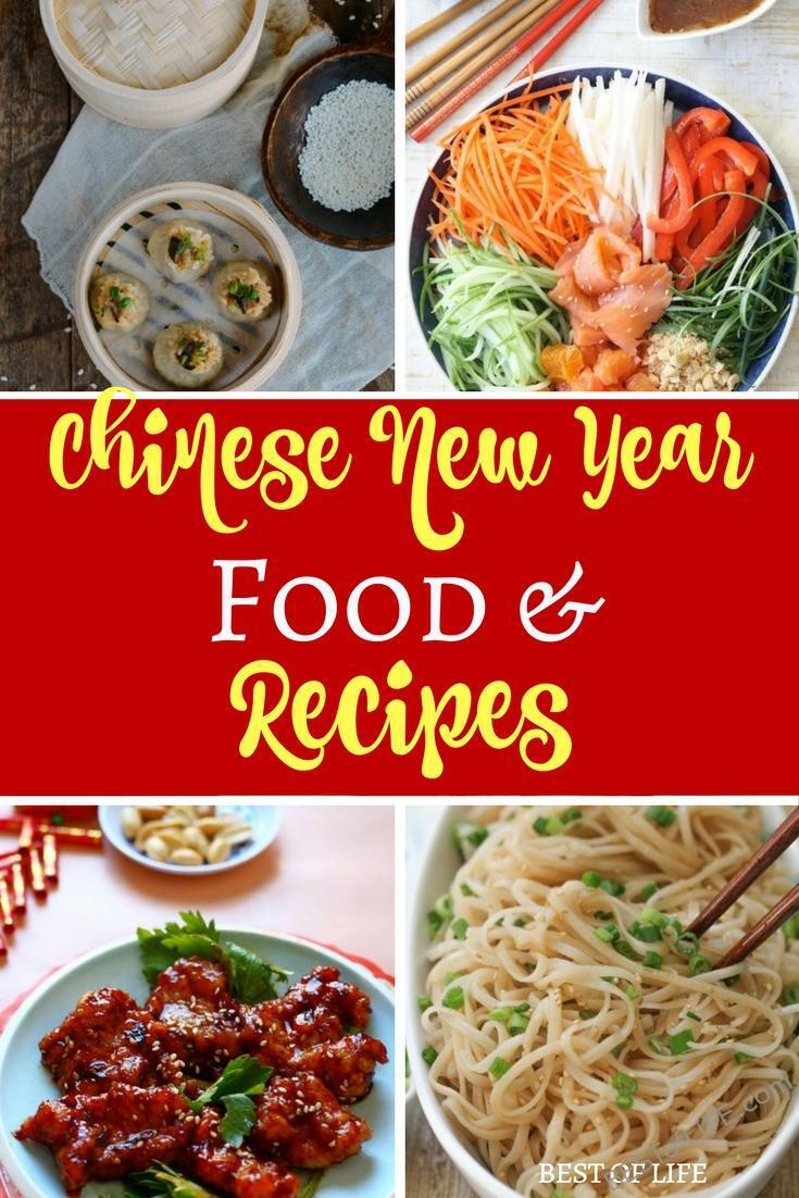 Celebrate Chinese New Year with some great tasting foods that all have different meanings and experience something new. Chinese New Year Recipes | Recipes for Chinese New Year | Easy Chinese New Year Recipes | Best Chinese New Year Recipes | Easy Chinese Food Recipes | Best Chinese Food Recipes