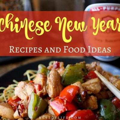 Best Chinese New Year Food and Recipes