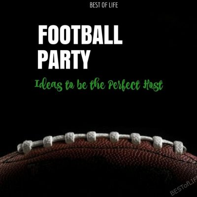 Football Party Ideas to Host an Awesome Party
