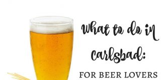 The list of things to do in Carlsbad in 2017 is really starting to stack up! The craft beer influence from San Diego county is rubbing off on Carlsbad.