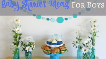 Baby shower ideas for boys will help you throw the ultimate baby shower and may even end up with you being tasked with throwing more than just one party.