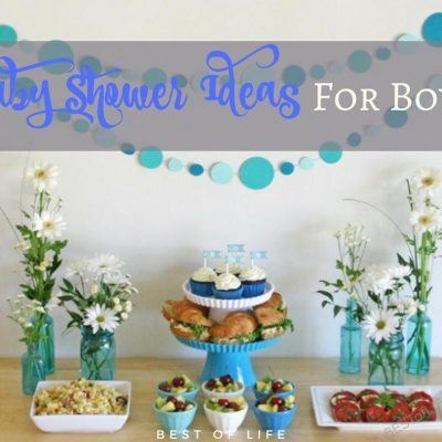 Baby Shower Ideas for Boys | Themes, DIY, Food, and Budget Friendly