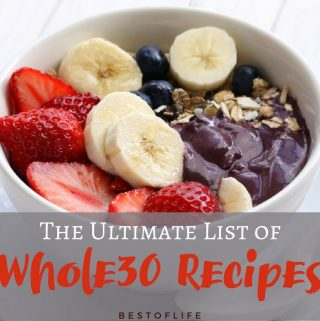 The best Whole30 recipes help you start better eating habits and in turn a healthier body, better attitude, and the body you've been wanting. Easy Whole30 Recipes   Best Whole30 Recipes   Healthy Recipes   Easy Healthy Recipes   Best Healthy Recipes   Weight Loss Recipes   Whole30 Ideas