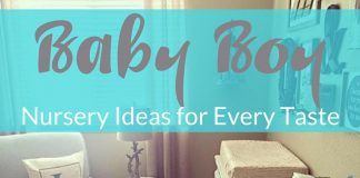 Having a baby boy is one of life's greatest gifts. These baby boy nursery ideas will help you make his nursery everything you dreamed of. Best Nursery Ideas | Nursery Decor Ideas | Easy Nursery Ideas | DIY Boys Nursery Ideas | DIY Nursery Ideas Boy Nursery Ideas