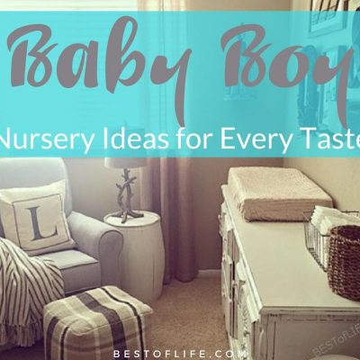 Baby Boy Nursery Ideas | Cute DIY Baby Room Ideas