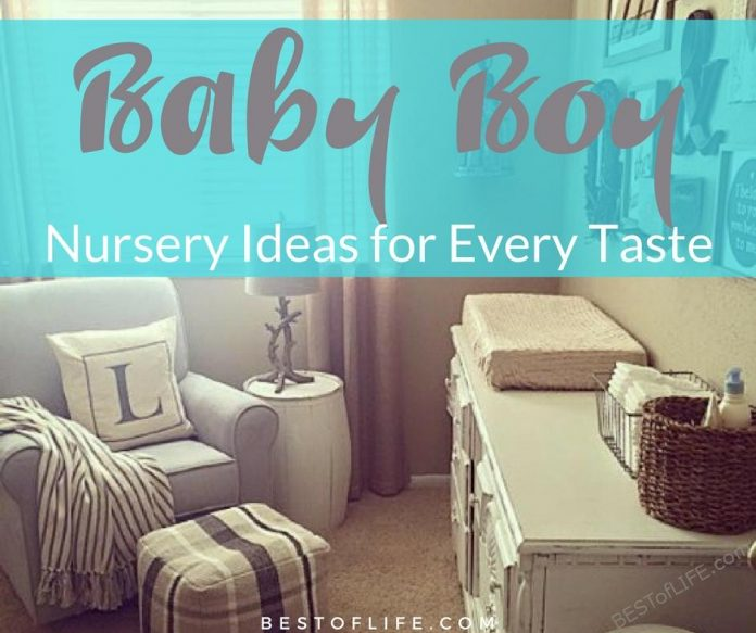 20 Best Baby Room Decor Ideas: Cute DIY Baby Room Ideas - The