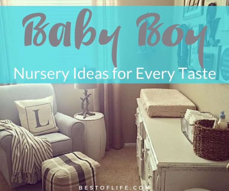 Most of the best baby boy nursery ideas will come from what others have done before you and will continue to do after you've finished.
