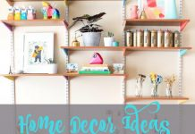 Ideas for the office use natural home decor ideas and combine them with workplace etiquette that will make you want to get to work every day. Home Office Decor Ideas | DIY Home Office Decor Ideas | Cheap Home Office Decor Ideas | Easy Home Office Decor Ideas