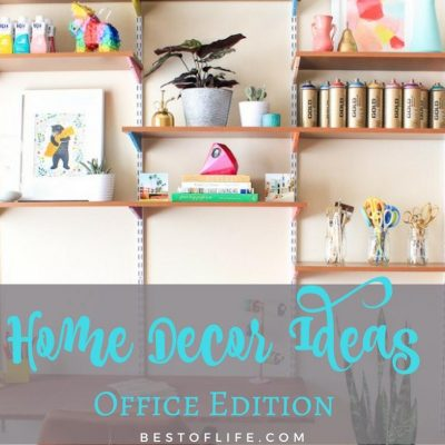 Best Home Decor Ideas for the Office