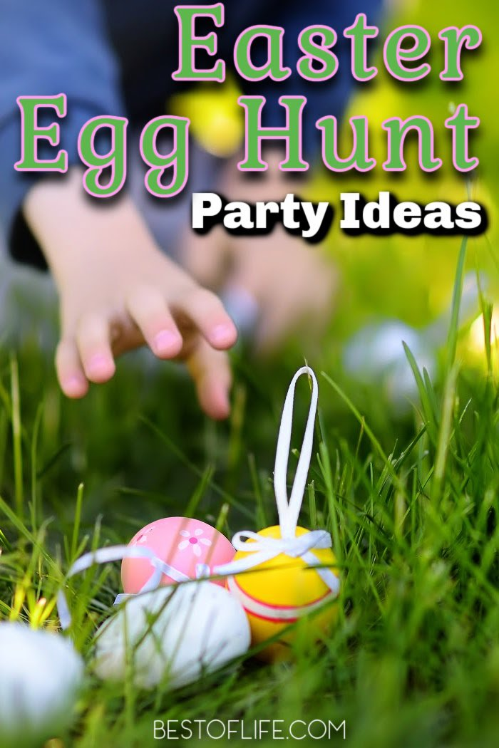 Easter egg hunt party ideas can help with your party planning and ensure that everyone has fun during this popular Easter tradition. Easter Party Ideas | Ideas for Easter | Easter Tradition Ideas | Easter Egg Hunt Ideas | Easter Ideas | Easter Egg Ideas for Kids | Things to do in Spring | Party Planning #easter #party via @thebestoflife