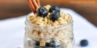 The best overnight oats in a jar recipes will not only give you a good breakfast but a healthy breakfast that you can take on the go. Baked Oats | Baked Oatmeal | Breakfast To Go | Breakfast Recipes | Healthy Breakfast Recipes