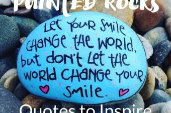 Making your own DIY painted rocks is easier when you have the best painted rock quotes to inspire others in the world.DIY Painted Rocks | Easy Painted Rocks Ideas | DIY Painted Rock Quotes | Painted Rock Ideas for Kids | Crafts for Kids