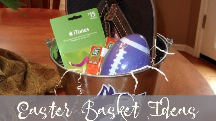 Easter basket ideas for tweens and teens do not have to break the bank if you don't want them to all you need are a few of their favorite treats.
