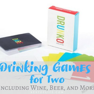Drinking Games for Two {Wine, Beer, and More}