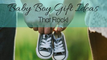 Buying gifts for friends and family can be tough, especially when they're babies. These baby boy gift ideas will make you look like a gift buying pro!