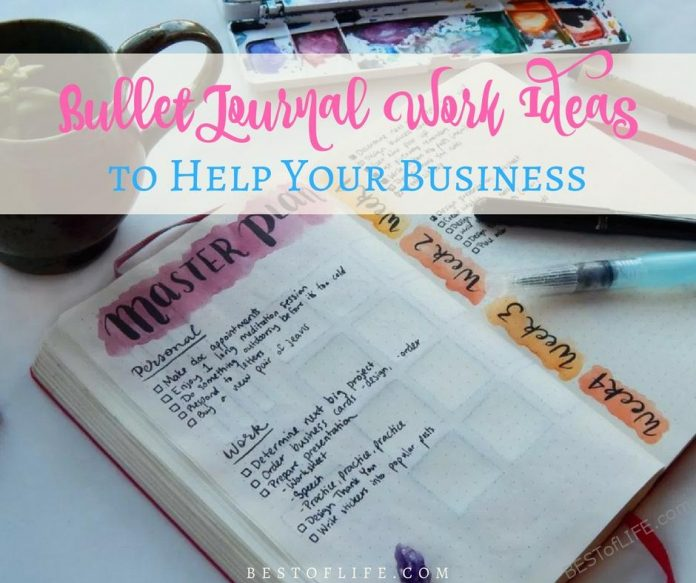 Bullet journal work is work that keeps my other work organized and that makes bullet journaling almost mandatory for me and my busy lifestyle.