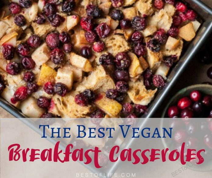 Taste a bit of history with some of the best vegan breakfast casserole recipes and you'll wonder why you haven't had them before.
