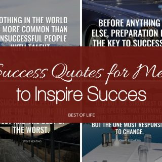 These success quotes for men to inspire success will help keep you motivated and on track at work and home! Quotes for Life | Success Quotes | Quotes for Work | Quotes for Family | Inspirational Quotes | Motivational Quotes | Quotes Entrepreneur | Quotes to Make a Deal
