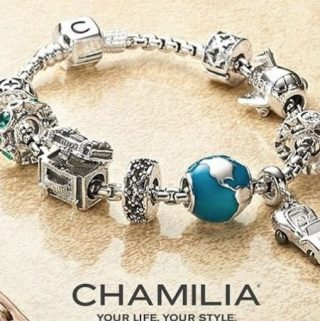 New winter season additions to the Spoken by Chamilia collection will include bracelets, necklaces, and charms that spotlight the optimism of the season.