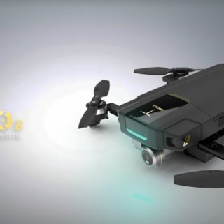 GDU has announced the latest addition to their family of drones, the GDU O2 at InterDrone 2017 with new, industry-first features.