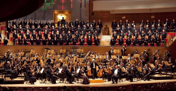Join others as they enjoy the grand opening of the Pacific Symphony's 39th Season at theRenée and Henry Segerstrom Concert Hall.
