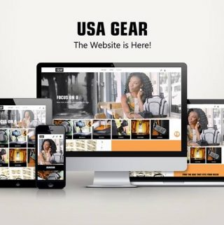 USA Gear now has its own website that will allow buyers to see what makes USA Gear's products so popular in the market and help them find what they need.