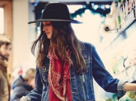 Rock the classic jean jacket look like a fashionista with these style tips on ways to wear a jean jacket!   Jean Jacket Outfits   Fall Fashion   Denim Style Tips   Jean Jacket Looks   How to Layer Clothes   Chic Fashion Looks