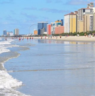 Myrtle Beach is a popular destination year round and there are so many things to do in fall that make it a must visit destination. Myrtle Beach Things to Do | Visit Myrtle Beach | Myrtle Beach Fall Things to Do | Travel Tips