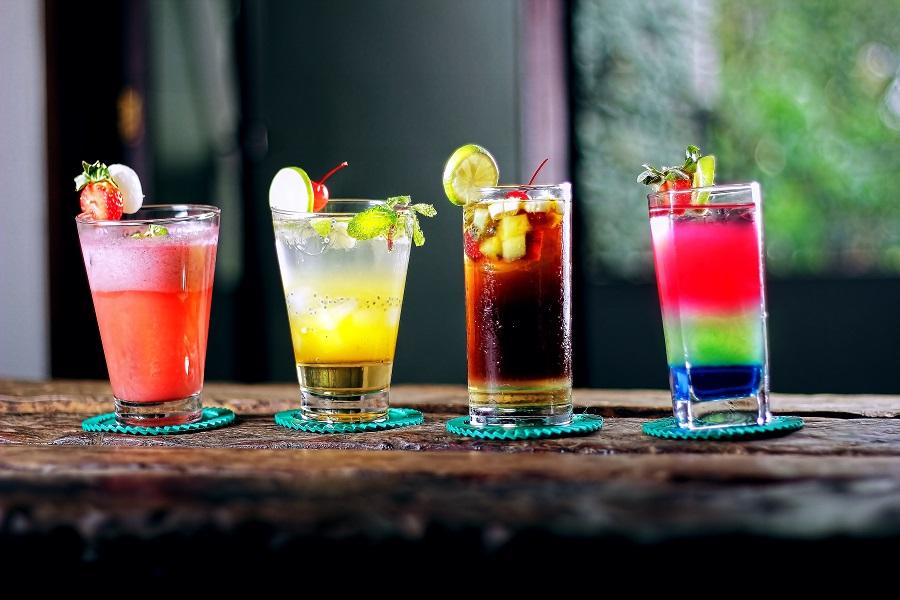 Good Low Calorie Drinks