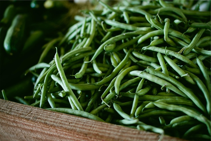 Green Bean Casserole Recipes Green Beans in a Grocery Store