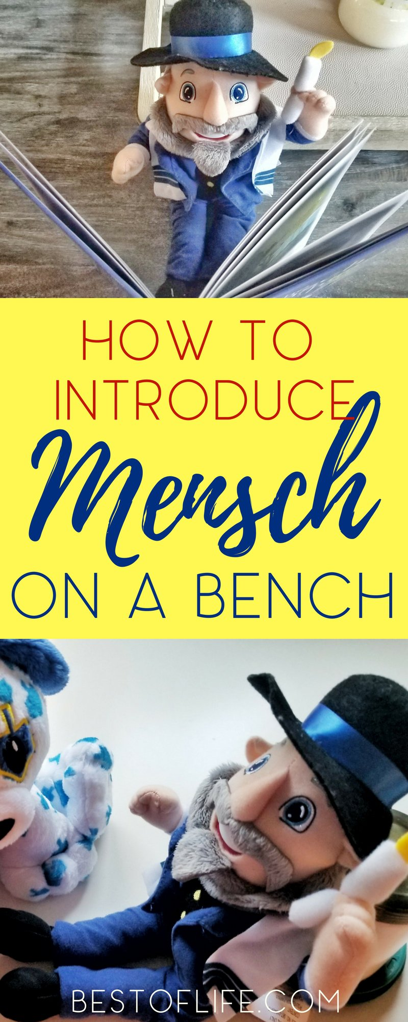 There is no right or wrong time to introduce Mensch on a Bench to your family. Use these ways to introduce Mensch on a Bench to help! Start Mensch on a Bench | How to Introduce Mensch on a Bench | When Can I Introduce Mensch on a Bench | Mensch on a Bench Ages | Mensch on a Bench Age to Start via @thebestoflife