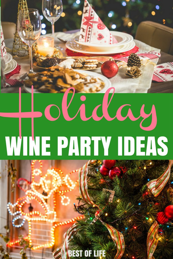 holiday party themes wine ideas provence wines the 30821