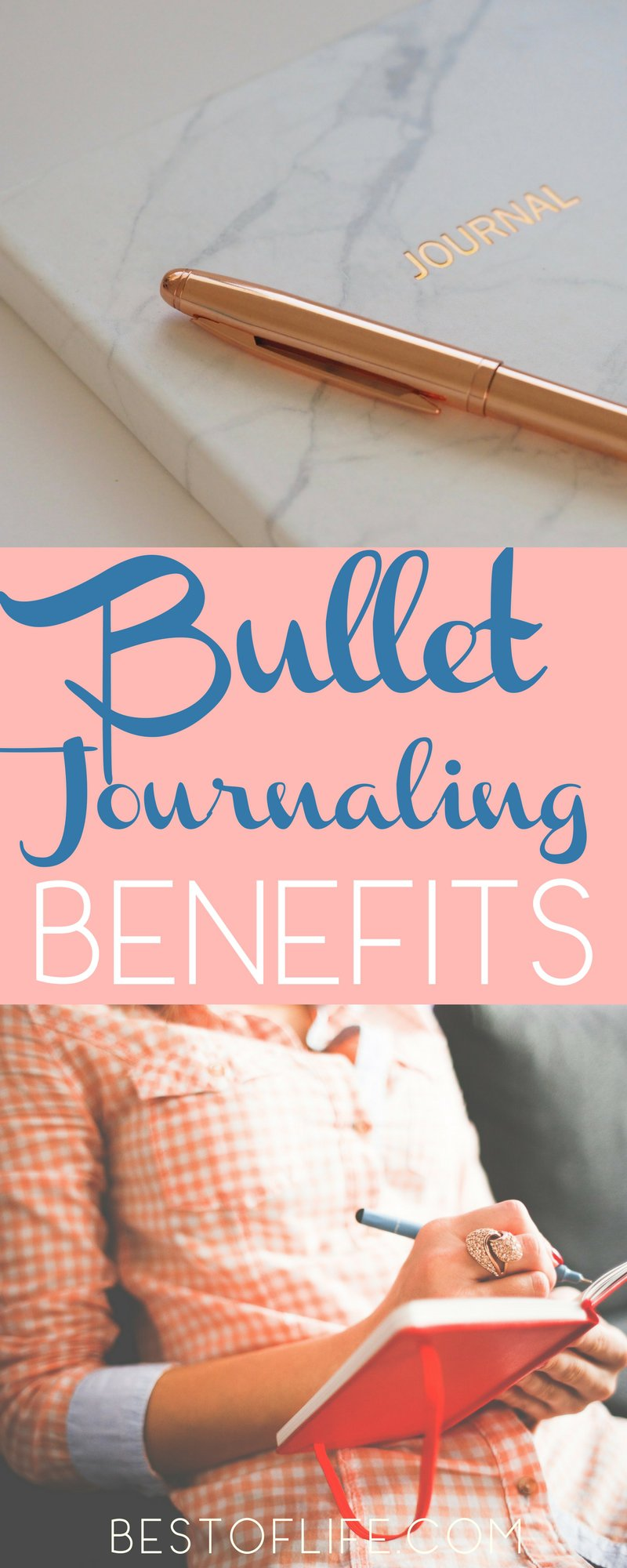 Experiencing the best benefits of bullet journaling is a great motivator to start a bullet journal for every aspect of your life. What are the Benefits of Bullet Journals | Why is Bullet Journaling Popular |What is a Bullet Journal | What is BuJo | How Does BuJo Help