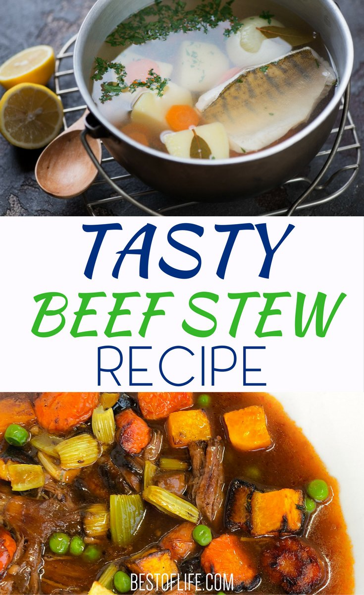 Making dinner for your family is easy with this flavorful beef stew recipe that is full of healthy vegetables and protein. Best Beef Stew Recipe | Healthy Beef Stew Recipe | Roasted Vegetable Beef Stew Recipe | Easy Beef Stew Recipe