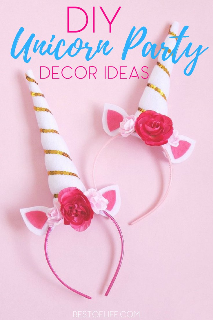 Parents can throw the best unicorn birthday party by using some very simple, very easy birthday party ideas with a magical twist. Unicorn Birthday Party Ideas | Best Unicorn party Ideas | Easy Unicorn Birthday Party Ideas | DIY Unicorn Birthday Party Ideas | How to Throw a Unicorn Birthday Party via @thebestoflife