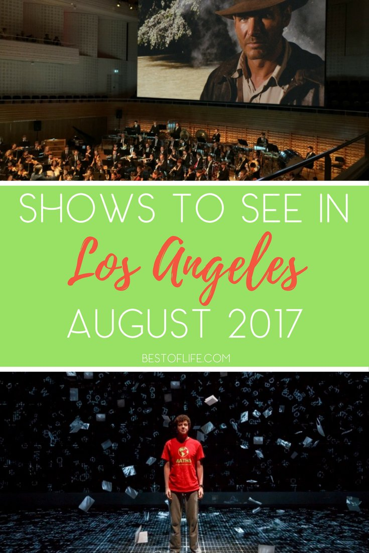 The list of things to do in Los Angeles August 2017 is a long one but there are a few things that shouldn't be missed by anyone. Things to do in LA | Shows in LA | Best Shows in LA | Hamilton in LA | LA Travel Tips