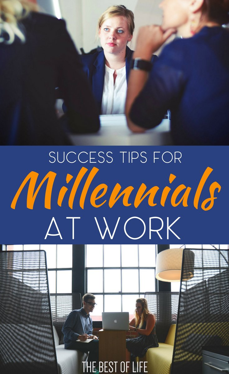 There are pros and cons to each generation; using these tips, millennials can do what's necessary to maximize the positives and succeed in the workplace. How Millennials Can Succeed | How to Succeed as a Millennial | Millennial Success Tips | Tips for Success | Entrepreneur Tips | Work from Home Tips