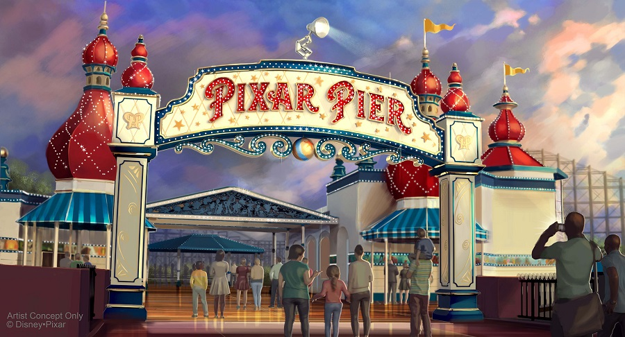 Pixar Fest 2018 is the celebration of the Pixar themed remodel in California Adventure and there are a few things you should know before you go to the Disneyland Resort. Disneyland News | California Adventure Park | Pixar Fest News | When Does Pixar Fest Start | What is Pixar Fest | Pixar Pier Opening Date | What is Pixar Pier