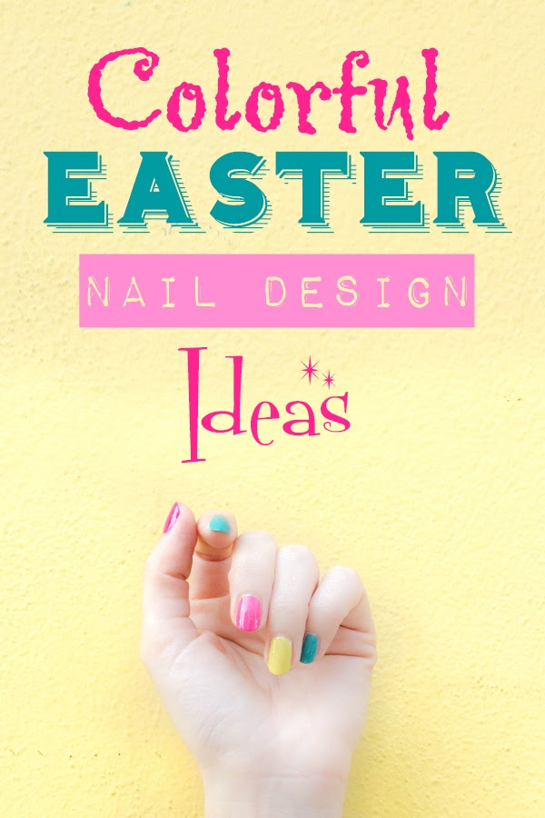 The best Easter nail designs are easy to do and can fit your personality, Easter outfit, or just help you get in the spirit of the holiday.  Easter Nail Art Tutorials | Nail Art for Easter | Spring Nail Designs | Easter Egg Nail Designs | Pastel French Tip Tutorial | Spring Nail Art | Easter Bunny Nail Art #easter #nailart