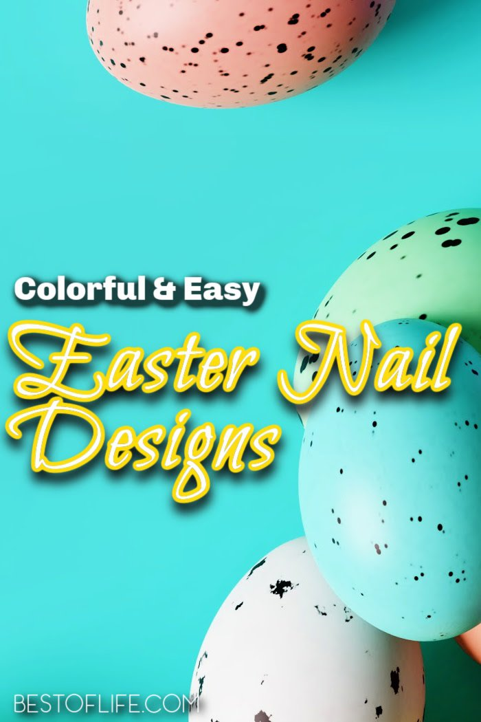 The best Easter nail designs are easy to do and can fit your personality, Easter outfit, or just help you get in the spirit of the holiday. Easter Nail Art Tutorials | Nail Art for Easter | Spring Nail Designs | Easter Egg Nail Designs | Pastel French Tip Tutorial | Spring Nail Art | Easter Bunny Nail Art #easter #nailart via @thebestoflife